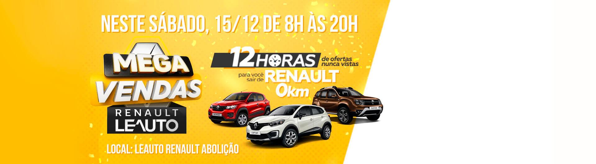 Mega Vendas Leauto Renault